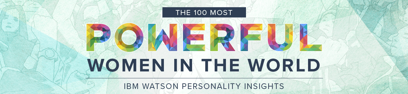 Watson's Most Powerful Women