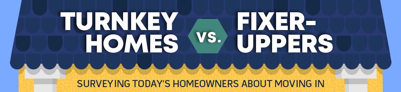 Turnkey Homes Vs. Fixer-Uppers