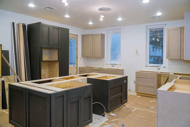 How Much Does It Cost To Install Kitchen Cabinets